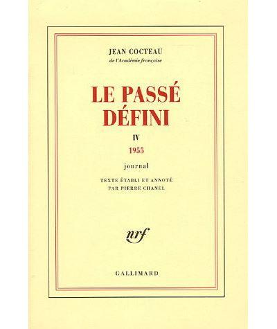 Le Passé défini (Tome 4-1955)