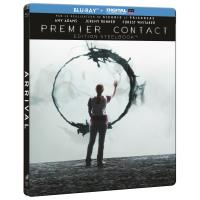 Premier contact Steelbook Blu-ray