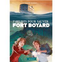 7 heures pour sauver Fort Boyard