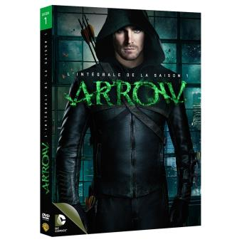 ArrowCoffret intégral de la Saison 1 - DVD