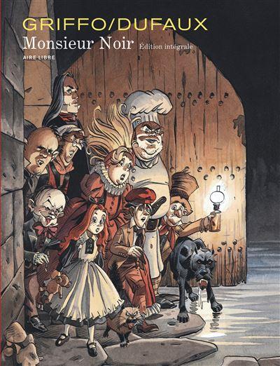 Monsieur Noir Intégrale - Monsieur Noir (édition intégrale) (réédition)