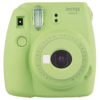 Fujifilm Instax Instant Camera Mini 9 Lime Green
