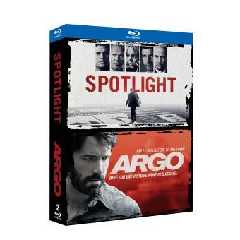 Coffret Spotlight, Argo Blu-ray