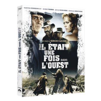 Il était une fois dans l'Ouest Edition du 50ème Anniversaire Blu-ray