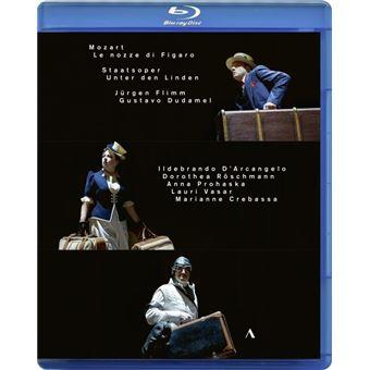 Les Noces De Figaro Blu-ray