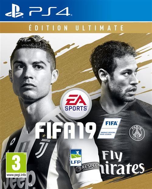 FIFA 19 Edition Ultimate PS4 - Code de téléchargement