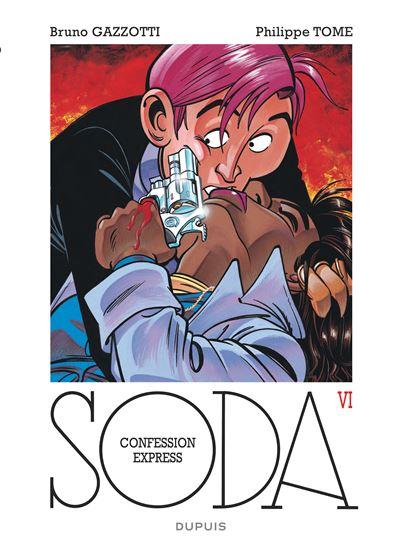 Soda - Confession express (réédition)