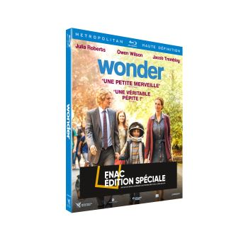 Wonder Edition Fnac Blu-ray