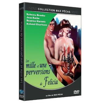 Les mille et une perversions de Felicia DVD