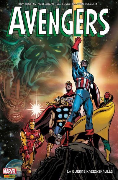 Avengers - La guerre Krees/Skrulls - 9782809481747 - 15,99 €