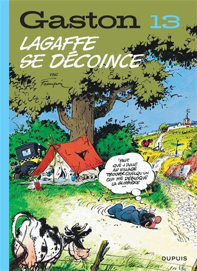 Gaston (Edition 2018) - Lagaffe se décoince