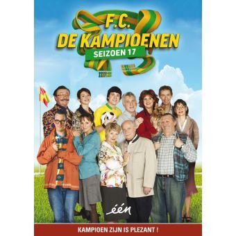 F.C. De Kampioenen reeks 17-NL