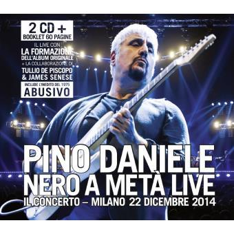Nero a metà Live