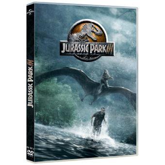 Jurassic ParkJurassic Park III DVD