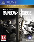 Tom Clancy's Rainbow Six : Siege Edition Gold PS4