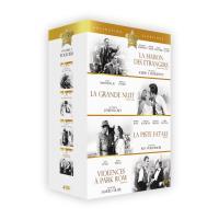 Coffret Policier 4 films Exclusivité Fnac DVD