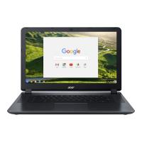"Ordinateur Portable Acer Chromebook CB3 15.6"" 32Go SSD 4Go RAM Intel Celeron N3160 1.6GHz HD Graphics 400 Gris"