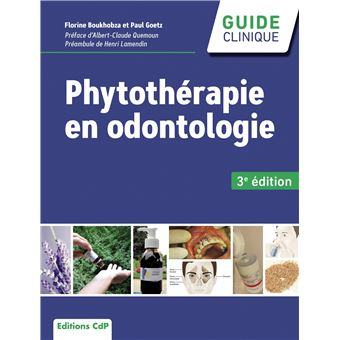 La phytotherapie en odontologie