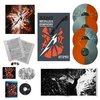 Box Set S&M 2 - 2 CDs + 4 Vinilos + 1 Blu-ray