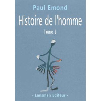 Histoire de l'homme,2