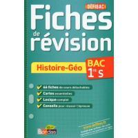 Defibac fiches hist-geo 1re s