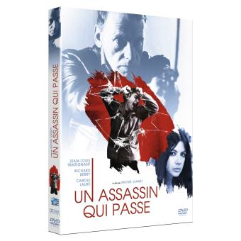 Un assassin qui passe DVD