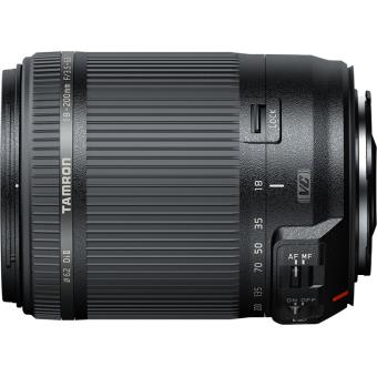Objectif reflex Tamron 18-200 mm f/3.5-6.3 Di II VC Canon