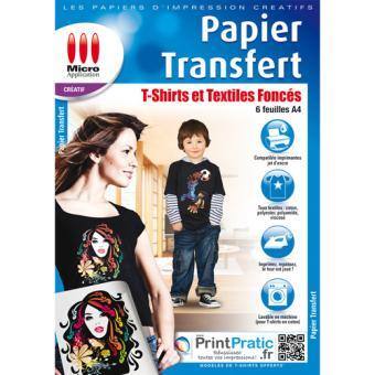 Micro Application Transfert pour Textiles de Couleur 5099