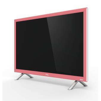 tv tcl h24e4453 hd rose petit t l viseur lcd moins de 32 achat prix fnac. Black Bedroom Furniture Sets. Home Design Ideas