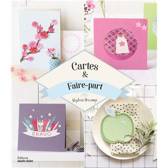 Cartes et faire-parts