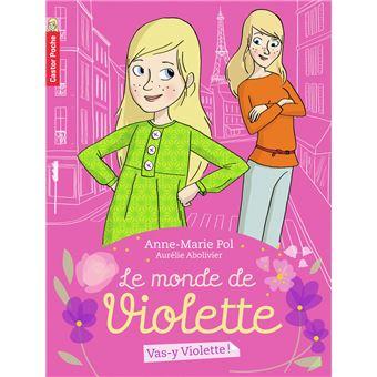Le monde de VioletteVas-y Violette