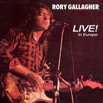 Live in europe -remast-  (imp)