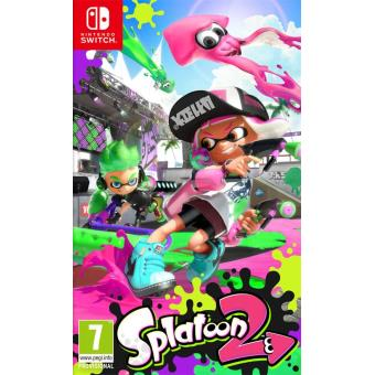 Splatoon 2 NL SWITCH