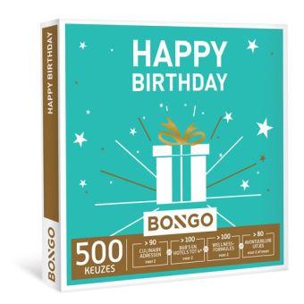 BONGO NL HAPPY BIRTHDAY