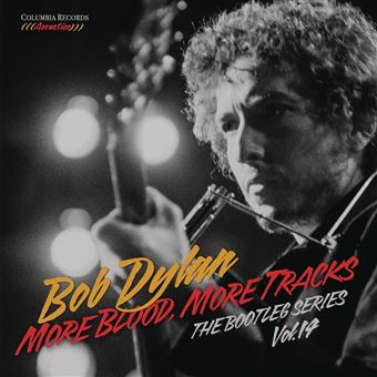 More Blood, More Tracks : The Bootleg Series Volume 14 Double Vinyle 180 gr Inclus coupon MP3