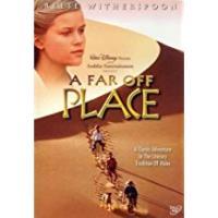 A far off place DVD