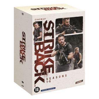 Strike BackCoffret Strike Back Saisons 1 à 6 DVD