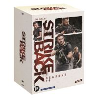 Coffret Strike Back Saisons 1 à 6 DVD