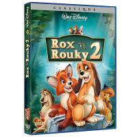 Rox et Rouky 2 DVD