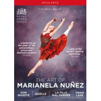ART OF MARIELLA NUNEZ/DVD