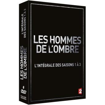 Les hommes de l'ombreLes hommes de l'ombre Saisons 1 à 3 Coffret DVD