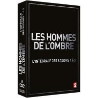 Les hommes de l'ombre Saisons 1 à 3 Coffret DVD