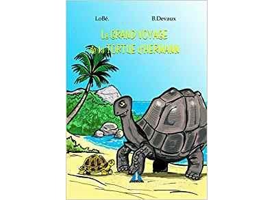 Le grand voyage de la tortue d'Hermann