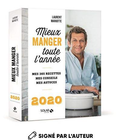 Mieux manger toute l'année - 2020 - Dédicacé par l'auteur