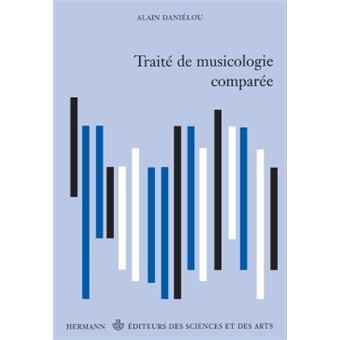 Traité de musicologie comparée