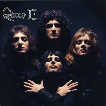 Queen II Vinyle noir Edition limitée
