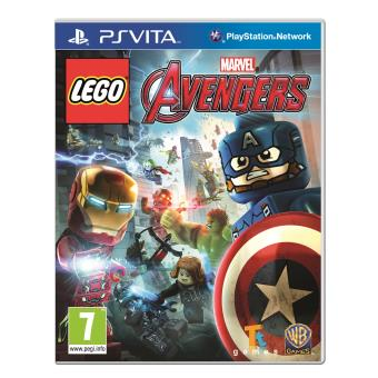 Lego Marvel's Avengers PS Vita