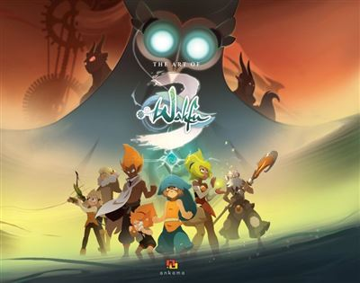 Wakfu - Saison 3 : The art of Wakfu