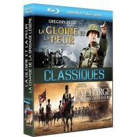 La gloire et la peur - La charge de la brigade légère - Coffret Blu-Ray