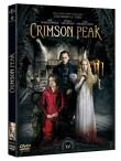 Crimson peak DVD
